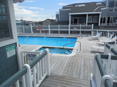 Shelter Harbor Pool